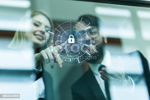 686620576 istock photo Security systems for Business 980534858