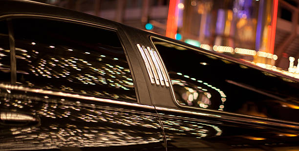limousine - clark county nevada stock pictures, royalty-free photos & images