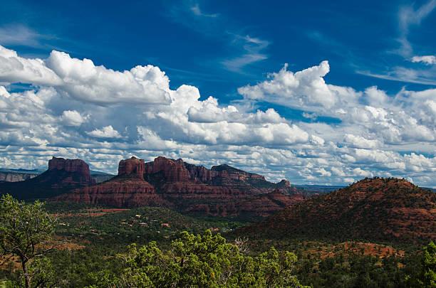 Sedona, Arizona Landscape stock photo