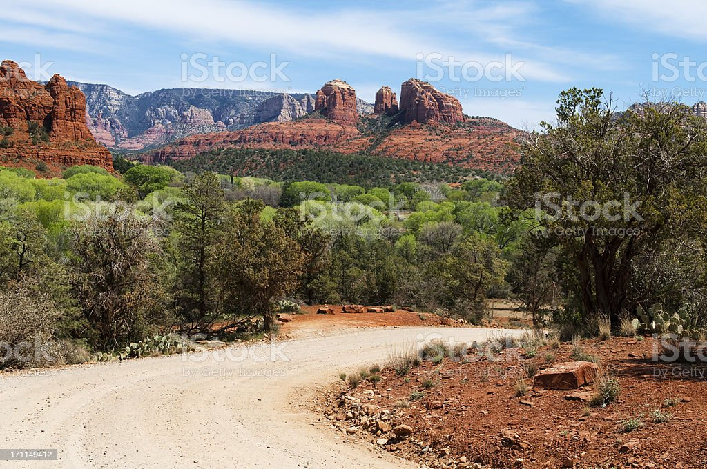 Sedona, Arizona royalty-free stock photo