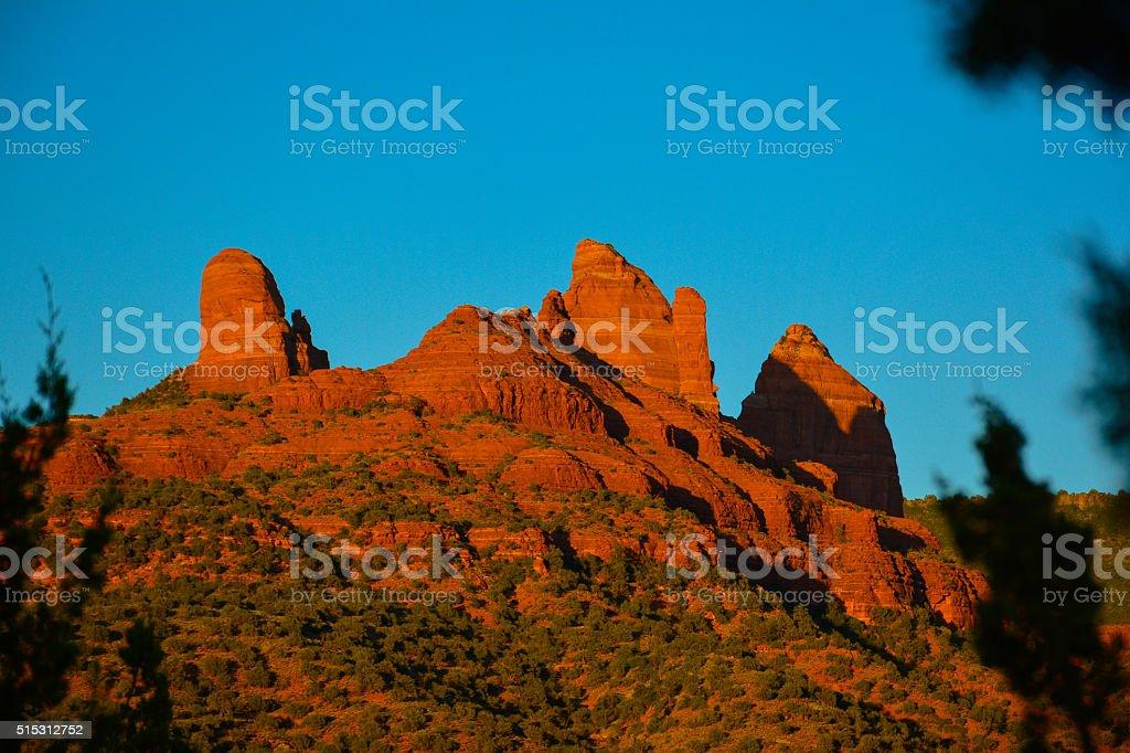 Sedona, Arizona stock photo