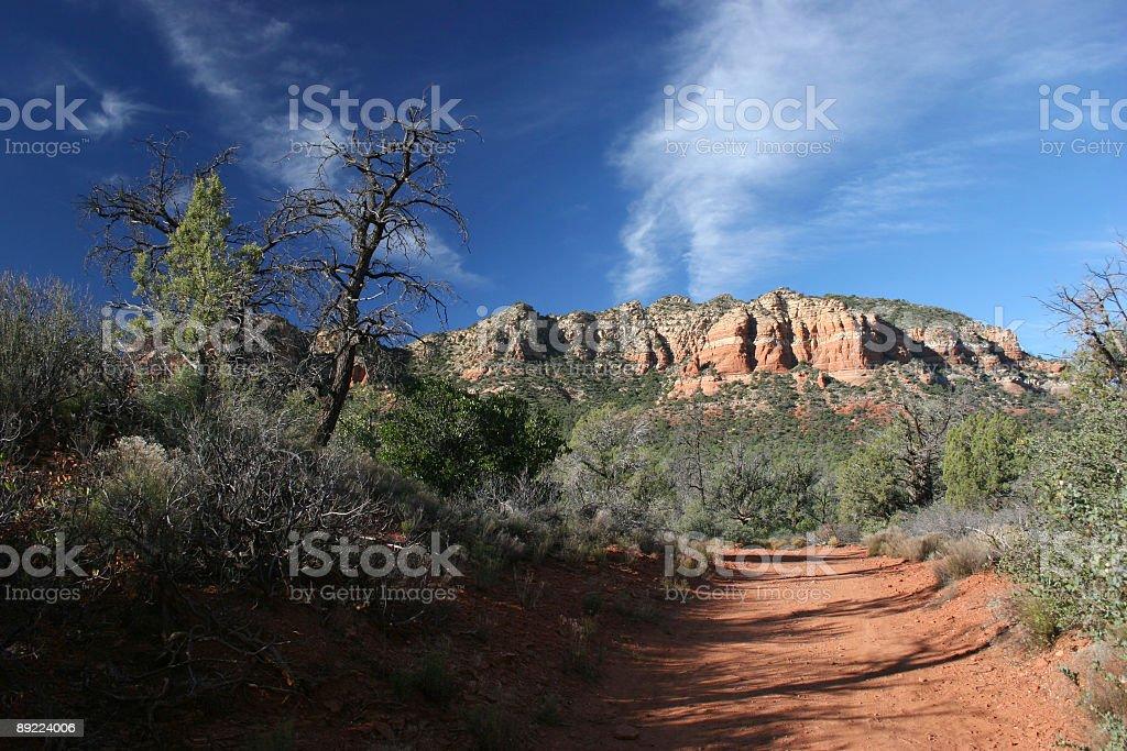 Sedona, Arizona royalty-free stock photo