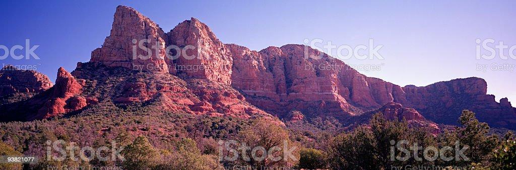 Sedona,  Arizona, United States royalty-free stock photo