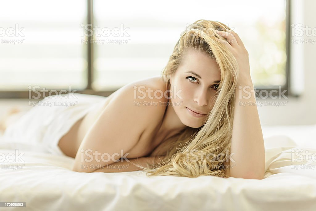 seduction stock photo