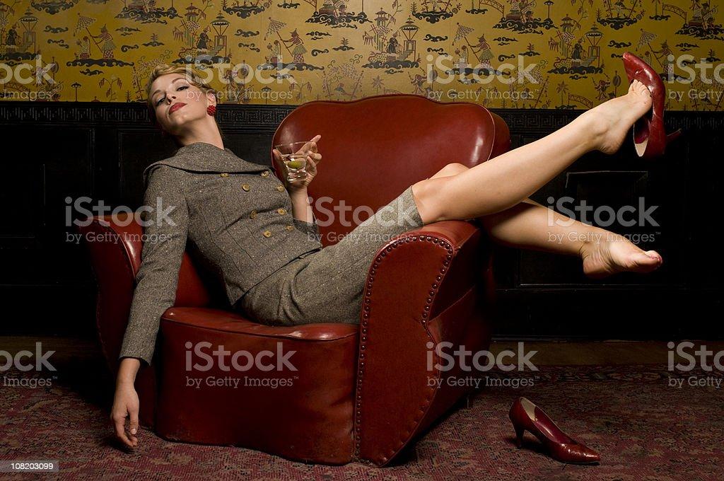 Seductive Women royalty-free stock photo