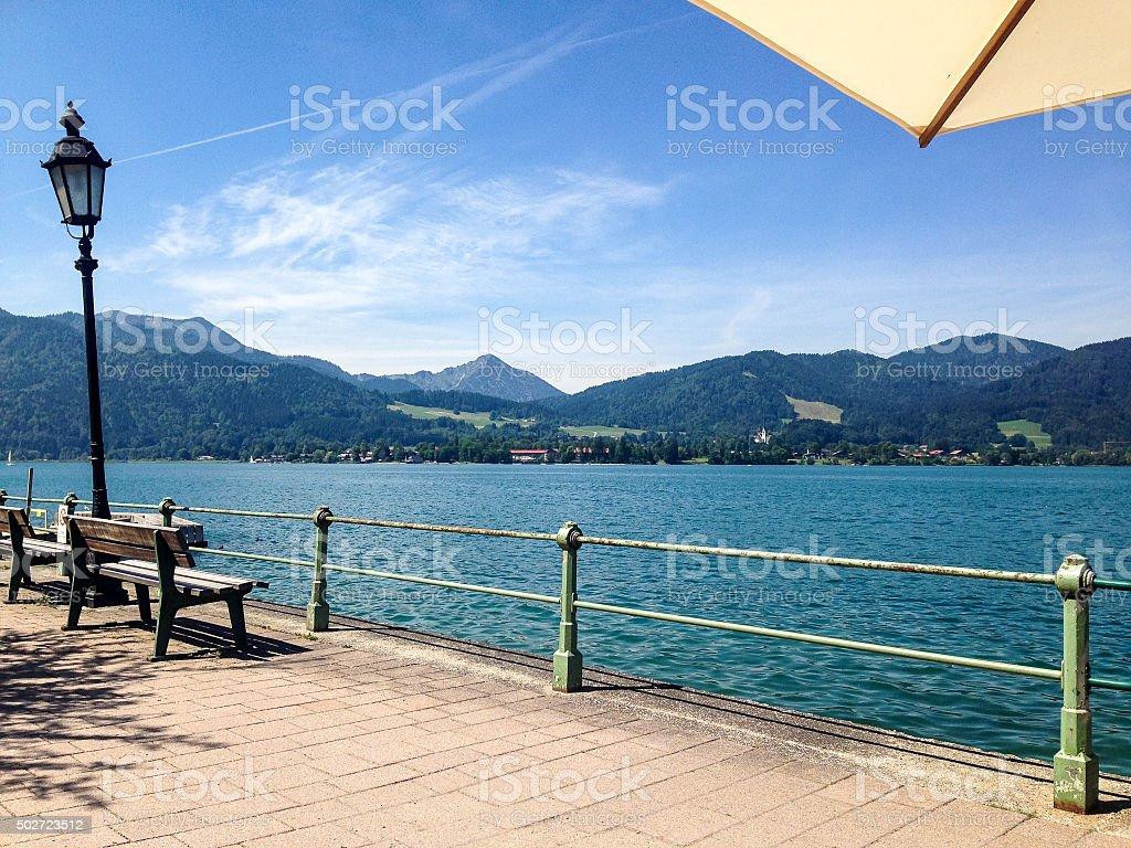 See in Bayern stock photo