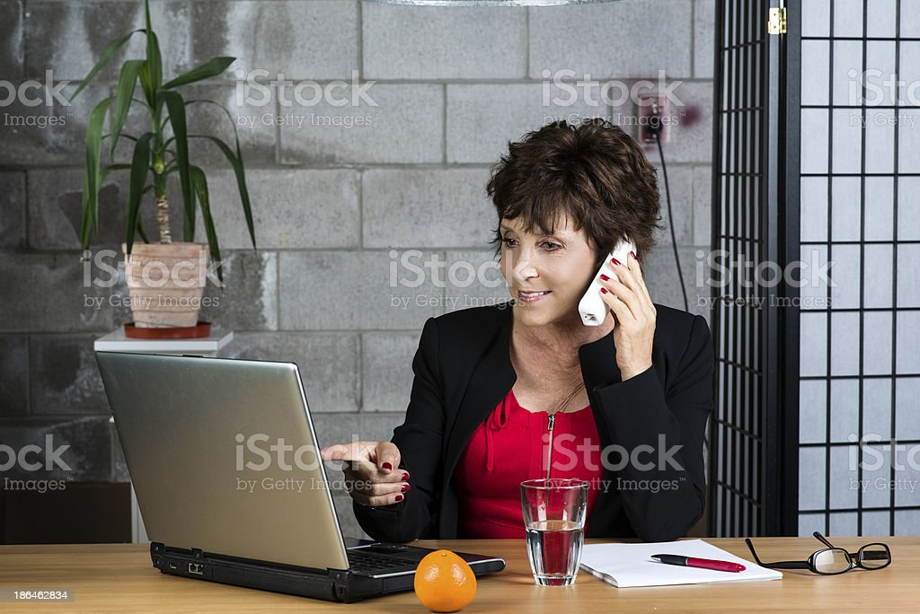 I see it here royalty-free stock photo