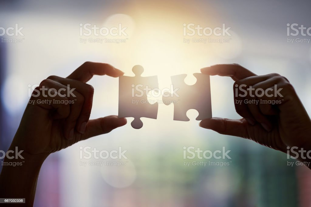 See the bigger picture stock photo