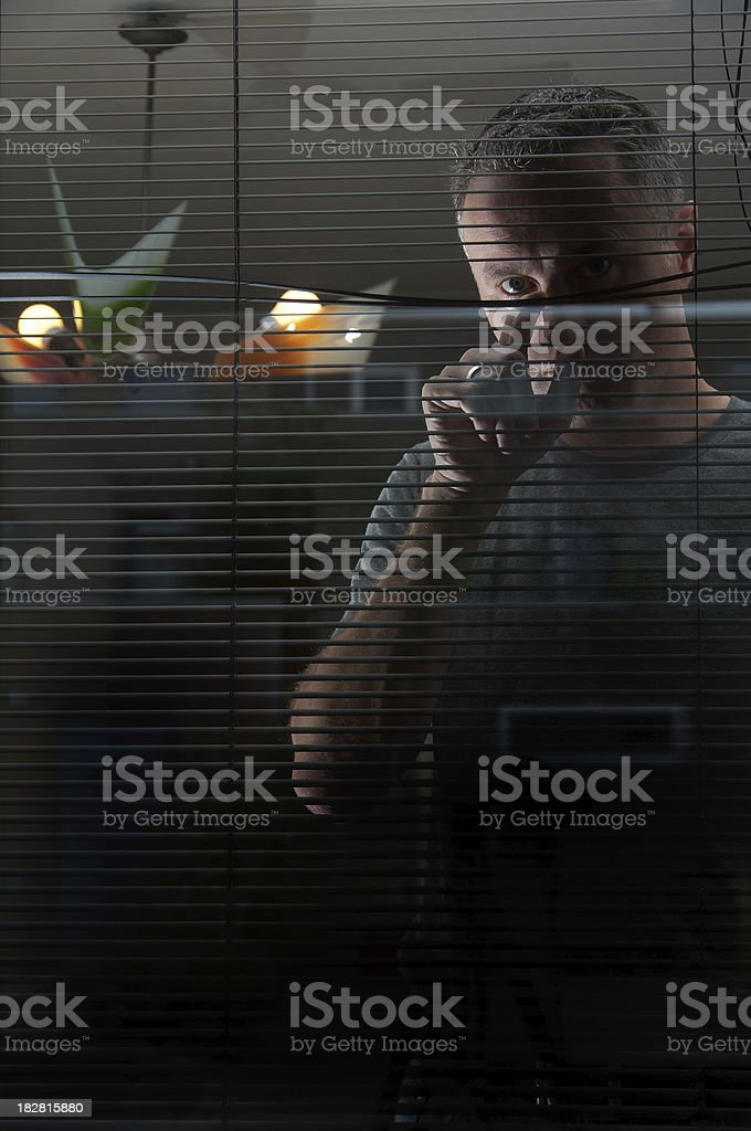 I see you royalty-free stock photo