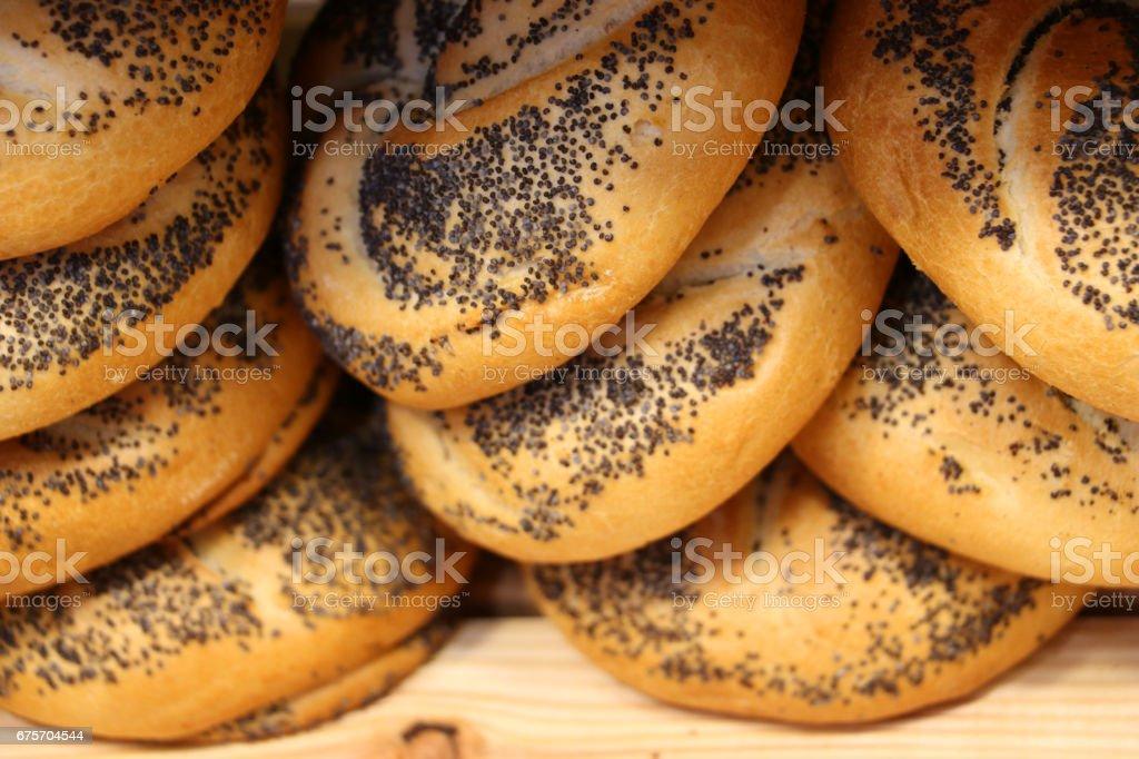 seed bread 免版稅 stock photo