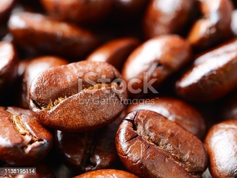 Roasted Coffee Bean, Drink, Coffee Crop, White Background