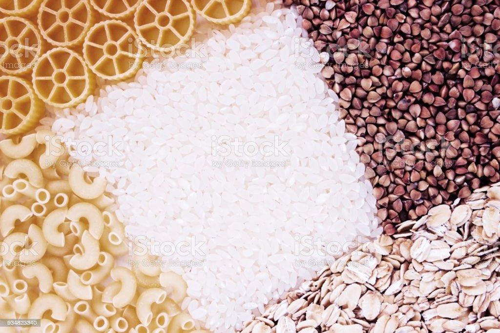 건강 식품의 씨앗 - 로열티 프리 건강한 생활방식 스톡 사진