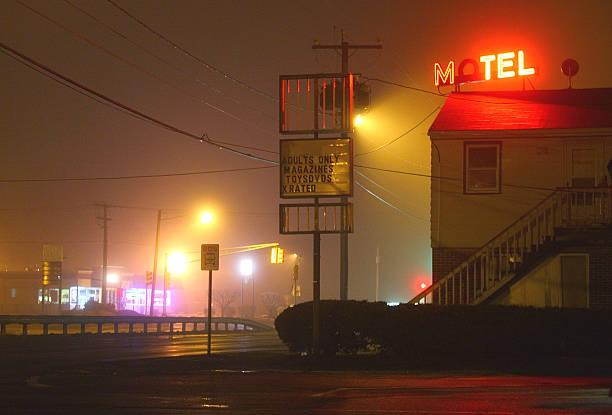 obskurnych motel - motel zdjęcia i obrazy z banku zdjęć