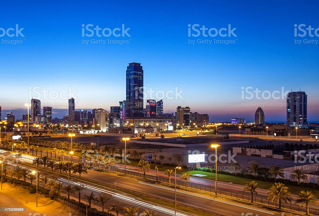 seef in blue stock photo