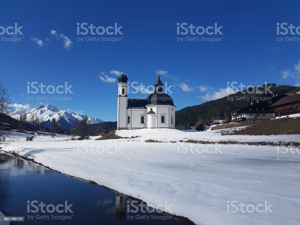 seekirchl stock photo