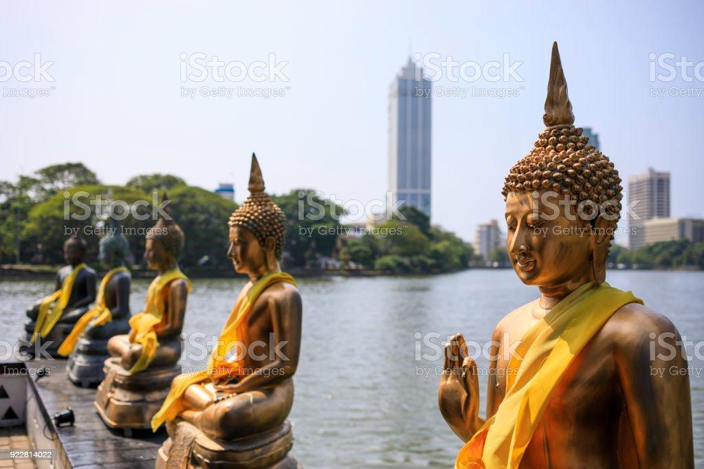Seema Malaka Temple in Colombo – zdjęcie
