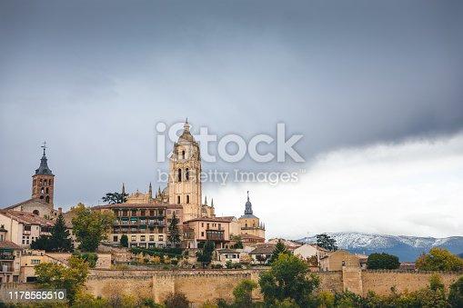 istock Segovia, Spain 1178565510