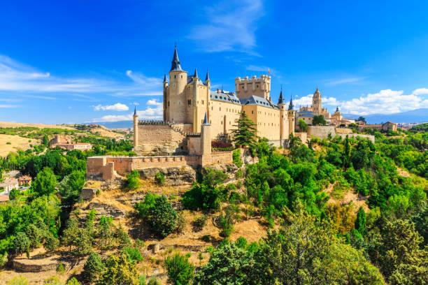 Segovia, Spanien. – Foto