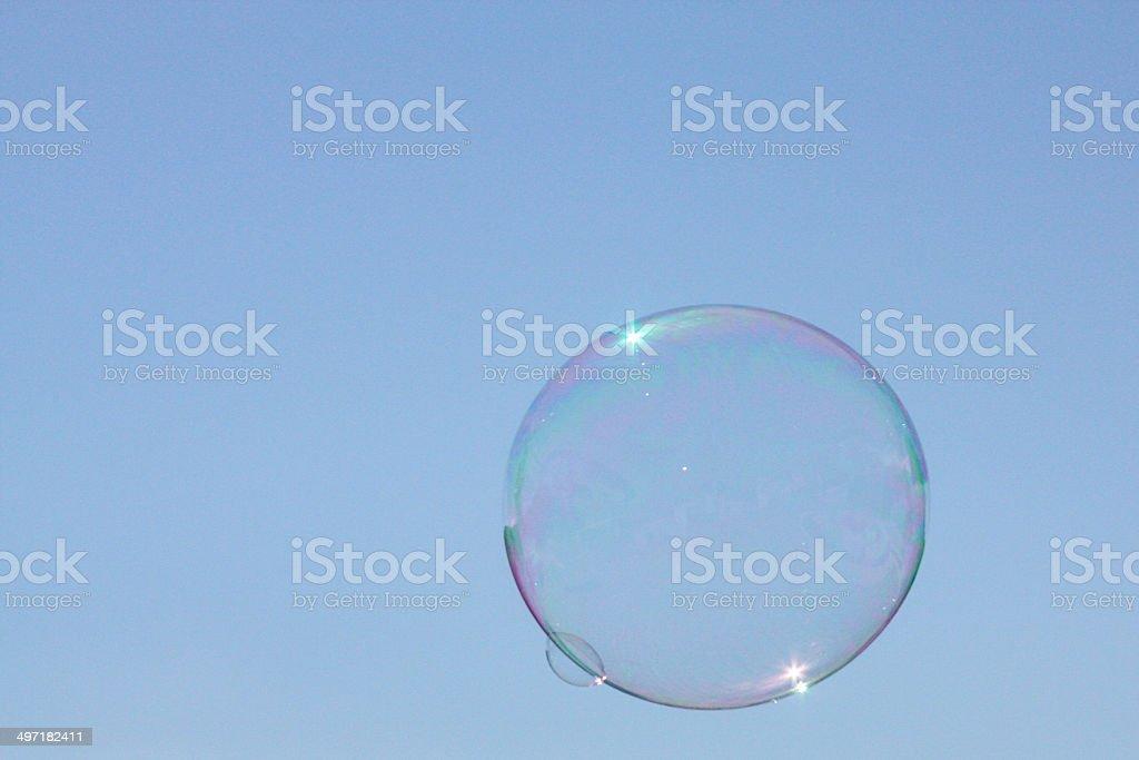 Seifenblasen - 4 – Foto