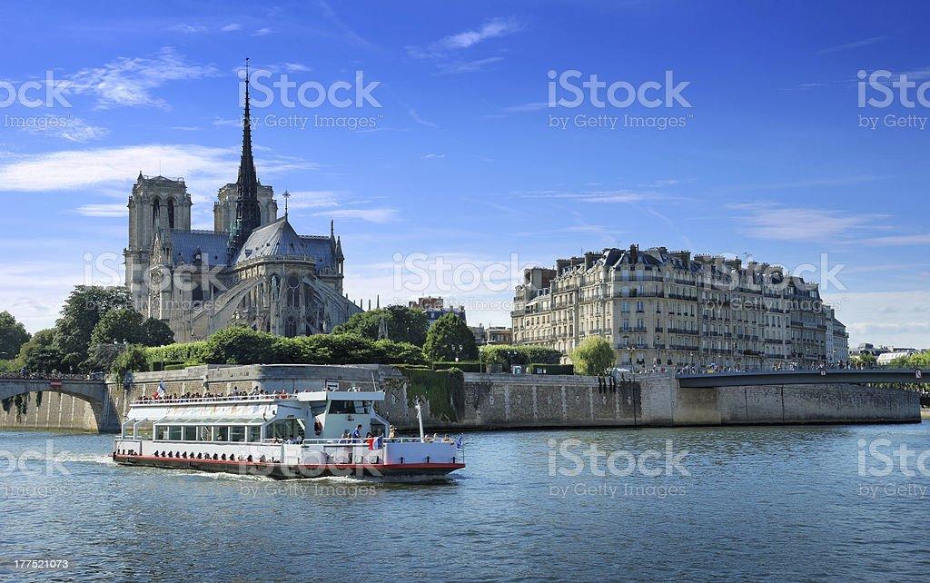 Seine. – Foto
