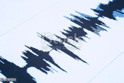 Seismic  sound wave