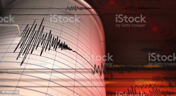 Seismograph Stock Photo - Download Image Now