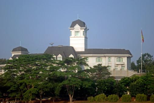 Selangor Palace, Putrajaya, Malaysia