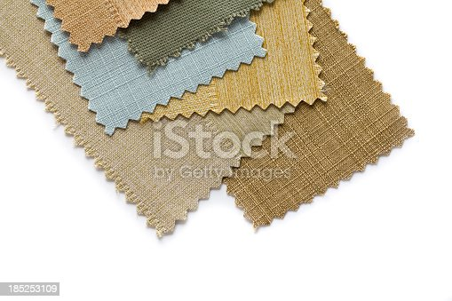Selecting fabrics. Click to see more!
