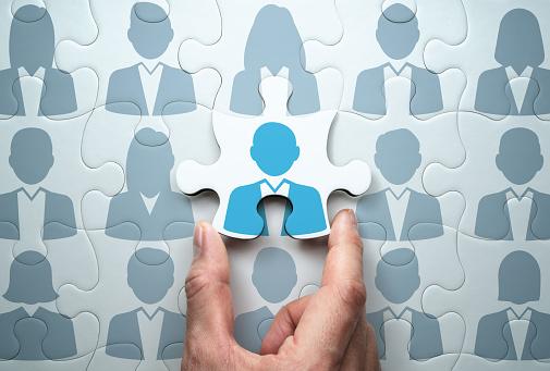 사람과 건물 팀을 선택 합니다 비즈니스 사람들 관계 개념입니다 개념에 대한 스톡 사진 및 기타 이미지