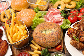 istock selection of american food 931308828