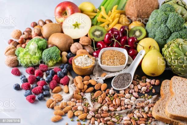 Selection of healthy rich fiber sources vegan food for cooking picture id812997516?b=1&k=6&m=812997516&s=612x612&h=mdpmuhrjhcloinx3aiixmspwu3l96s1afmrlsptxbg0=