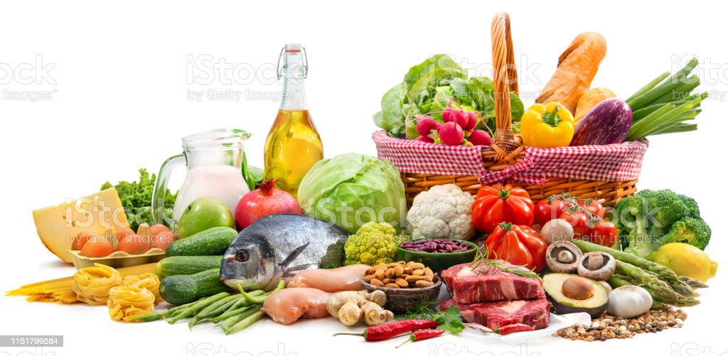 the paleo diet foods stock