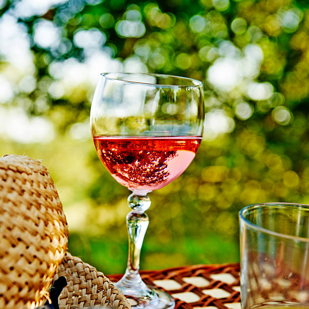 Selective focus on rose wine in a glass picture id531991387?b=1&k=6&m=531991387&s=612x612&w=0&h=udp jlpm00cbjjqtjkchy7b0y1rgrobzbpktwh7czio=