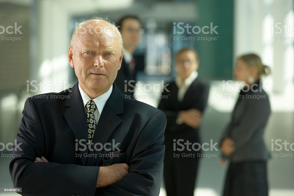 self conficence royalty-free stock photo