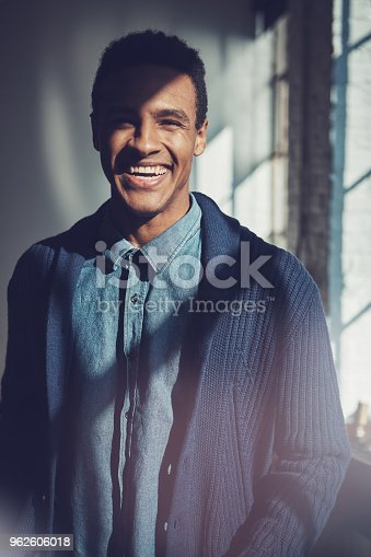 istock Self confidence, the key to success 962606018