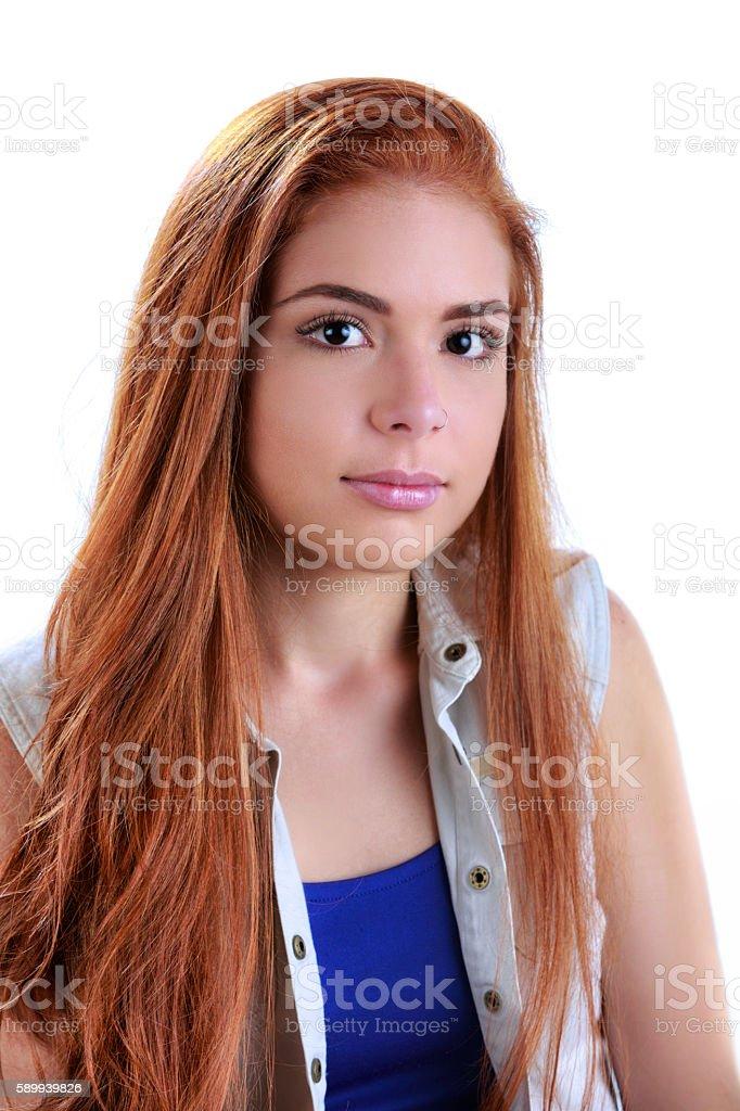 Redhead latin women