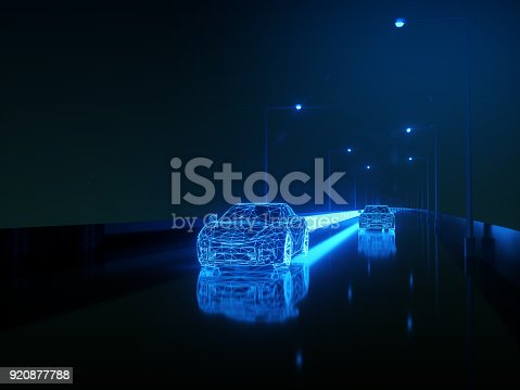936364312istockphoto Self drive, autonomous vehicle 920877788