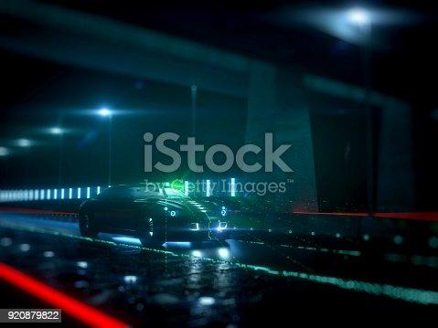 936364312istockphoto Self drive, autonomous vehicle 920879822