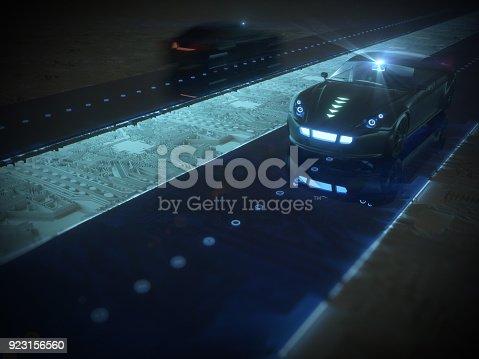 936364312istockphoto Self drive, autonomous vehicle 923156560