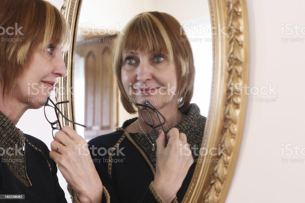 Self Esteem royalty-free stock photo