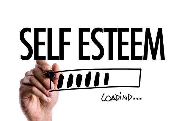 Self Esteem Self Esteem loading low self esteem stock pictures, royalty-free photos & images
