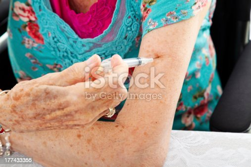 istock Self Injection Closeup 177433355