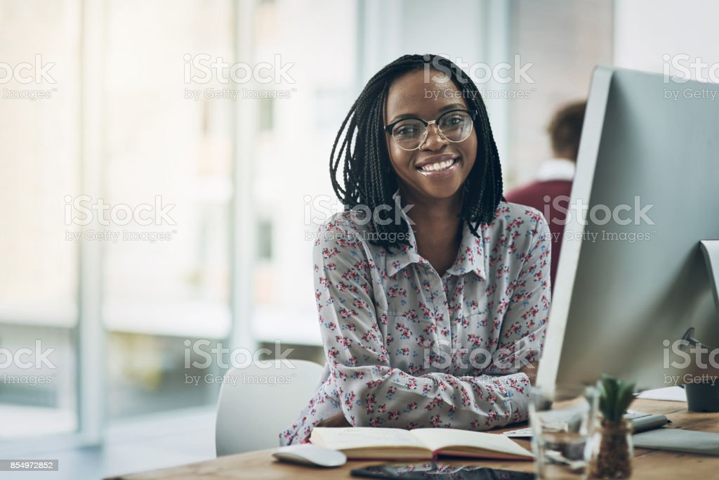 Self motivation goes a long way towards getting things done stock photo