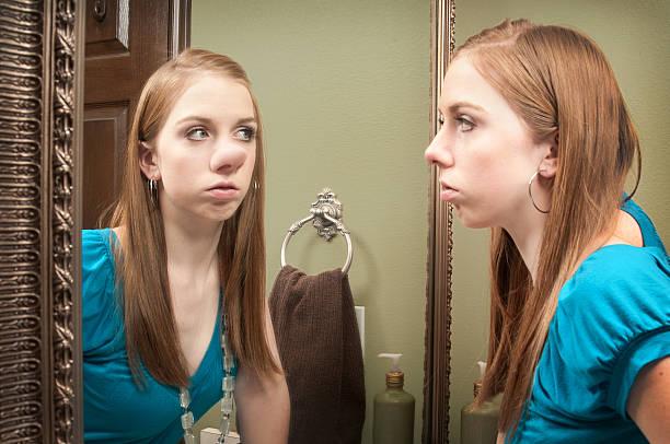 Auto-percepção - foto de acervo
