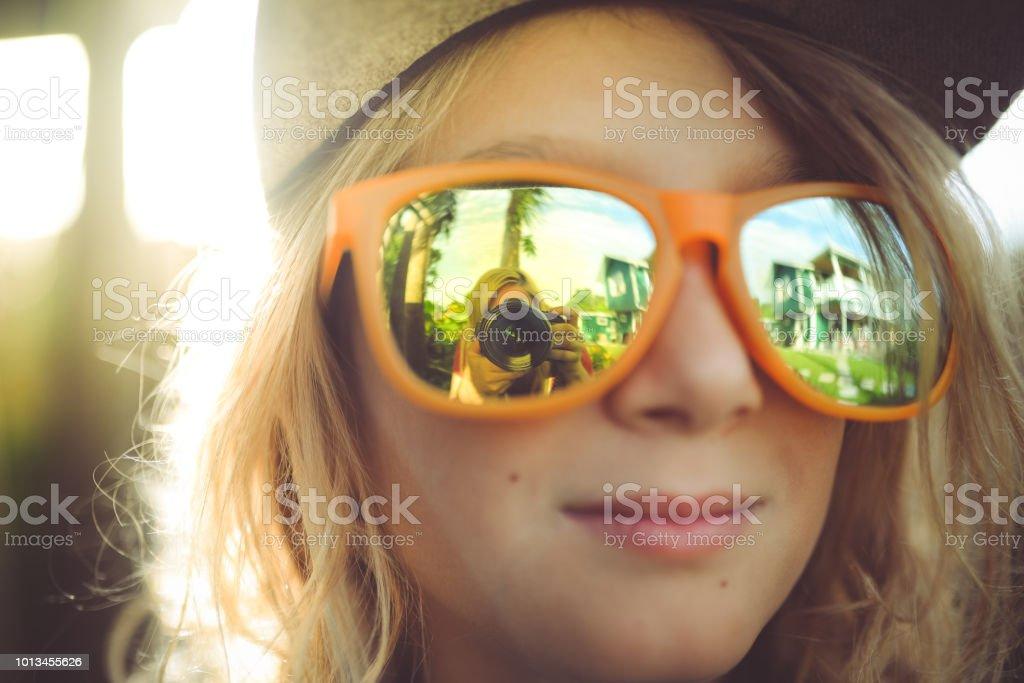 Uno En Foto Mismo Mine Gafas De Niño Del Sol Retrato O Dulce eDHIbE2W9Y