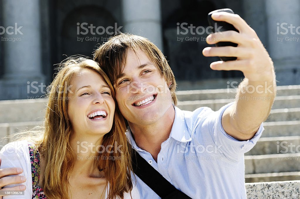 self portrait royalty-free stock photo