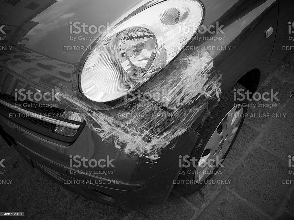 Self repair stock photo