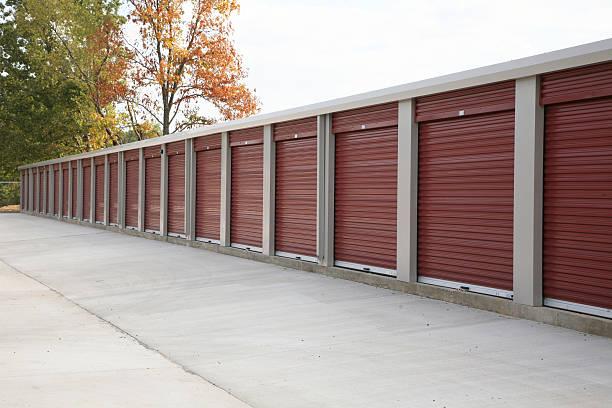 Les unités de stockage en libre-service - Photo