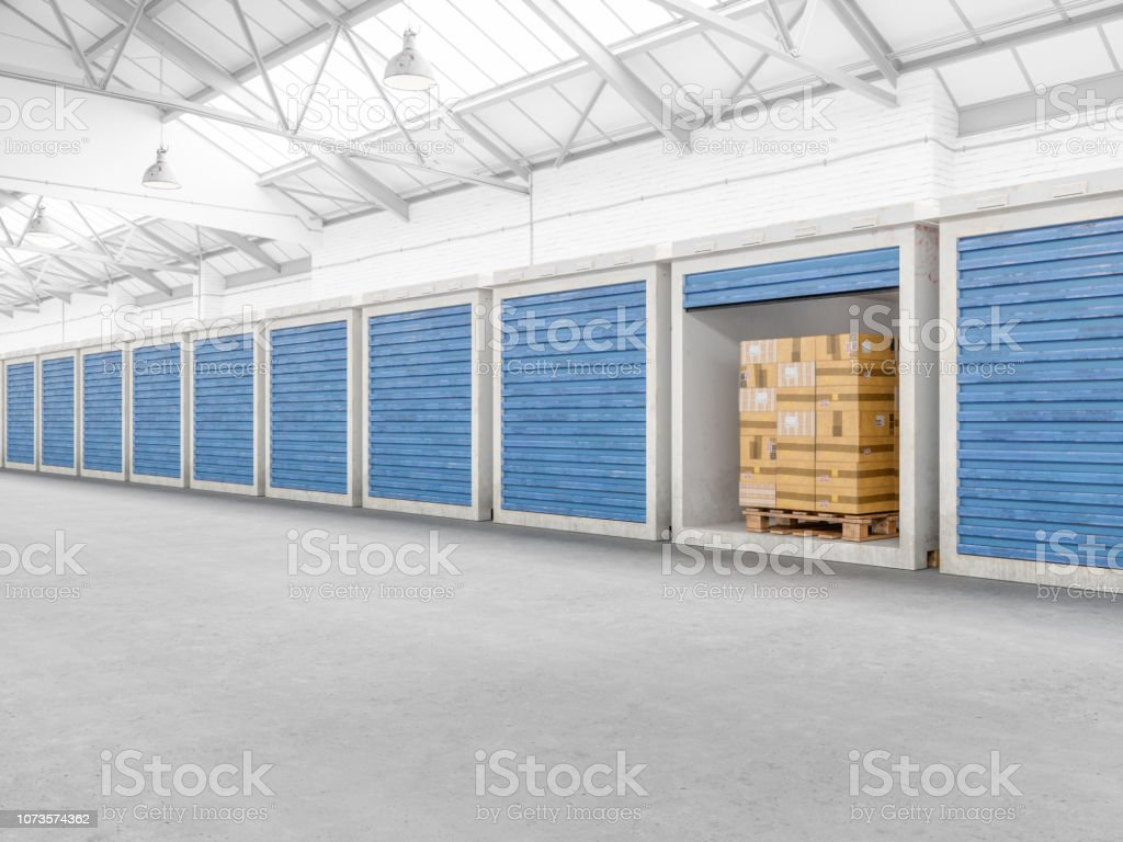 Self Storage Lager – Foto