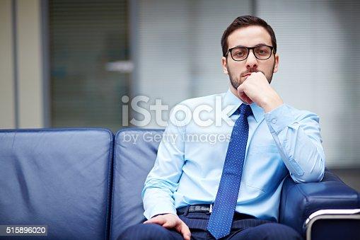 530281723istockphoto Self-confident businessman 515896020
